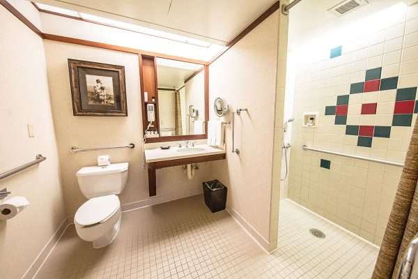 Handicap Accessible Room - 1 King