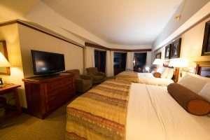 Junior Suite - 2 Queen Beds